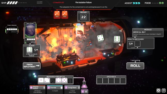 Roll for your life: Making randomness transparent in Tharsis